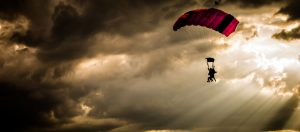 Insurance is like a parachute… you may not need it, but you want it to work if you do!